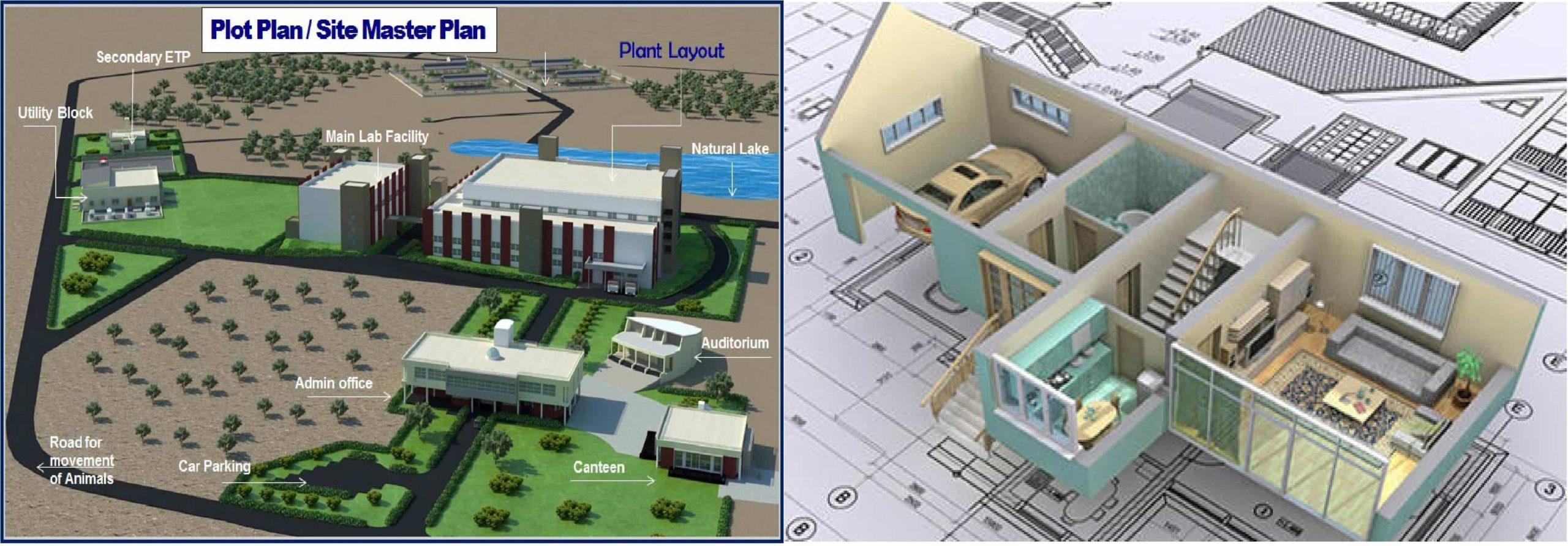 Professionally Civil Engineering Designing